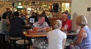 Quiz night at the Duke of Gloucester