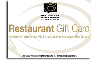 Restaurant Association Gift Cards